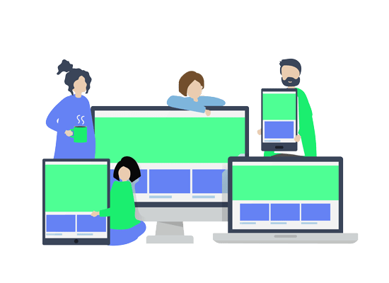Responsive-pages